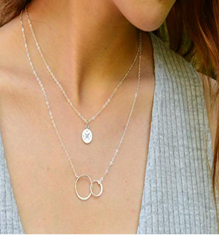 The EFYTAL Sterling Silver Necklace